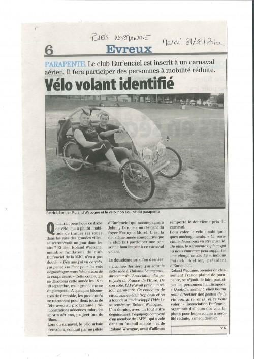 Article Paris Normandie 310810.JPG